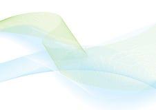 абстрактный вектор предпосылки волнистый Стоковые Фотографии RF