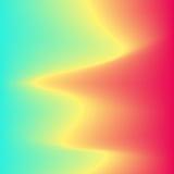 абстрактный вектор предпосылки волнистый Стоковая Фотография RF