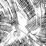 Абстрактный вектор текстуры царапины чернил бесплатная иллюстрация