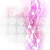 Абстрактный вектор. Шикарный дизайн Стоковые Изображения RF