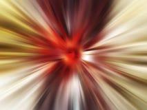 абстрактный взрыв Стоковая Фотография RF