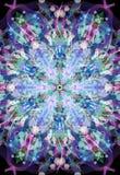 абстрактный взрыв Стоковое фото RF