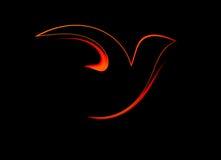абстрактный вихрун Стоковые Фото