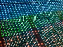 Абстрактный ворох светильника диско, разнообразность силы, стоковое изображение