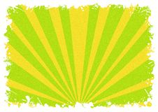 абстрактный выплеск зеленого цвета предпосылки stripes белизна Стоковое Фото