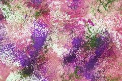 абстрактный выплеск краски стоковые изображения rf