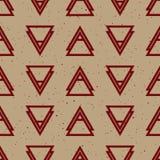 Абстрактный геометрический дизайн моды битника стоковые фото