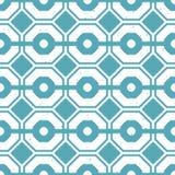 Абстрактный геометрический дизайн моды битника Стоковая Фотография