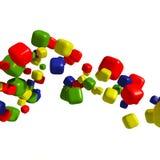 Абстрактный геометрический дизайн Стоковое Изображение RF