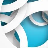Абстрактный геометрический дизайн 3D Стоковые Изображения RF