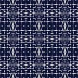 Абстрактный геометрический орнамент Стоковое Изображение RF