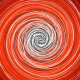 Абстрактный геометрический элемент с спирально формирует Абстрактное illust бесплатная иллюстрация
