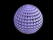 абстрактный глобус Стоковое Изображение RF