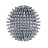 абстрактный глобус 2 Стоковые Изображения RF