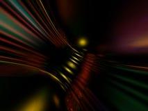 абстрактный гнуть цветастый Стоковые Изображения RF