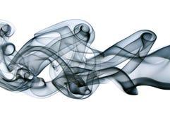 абстрактный голубой дым цвета Стоковое Фото