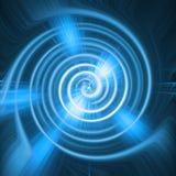 абстрактный голубой состав Стоковые Изображения RF