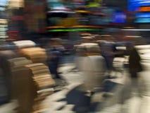 абстрактный город Стоковые Фотографии RF