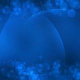 Абстрактный голубой вектор предпосылки Стоковая Фотография