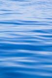 Абстрактный голубой график от предпосылки океана Стоковые Изображения RF
