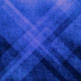 Абстрактный голубой дизайн предпосылки Стоковая Фотография RF