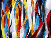 абстрактный график Стоковые Фотографии RF