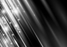 Абстрактный дизайн предпосылки белого света Стоковое Изображение RF