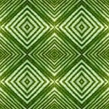 абстрактный дизайн с линиями и геометрическими картинами на поверхности с зелеными и белыми потоками, предпосылкой и текстурой бесплатная иллюстрация