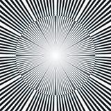 Абстрактный дизайн шкалы Картина вращения геометрическая иллюстрация вектора