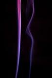 абстрактный дым картины Стоковые Фотографии RF