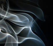 абстрактный дым предпосылки Стоковое Изображение RF