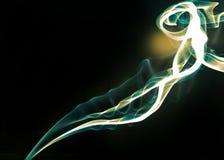 абстрактный дым Стоковое фото RF