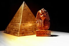 абстрактный Египет Стоковые Фотографии RF