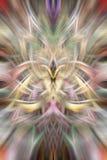Абстрактный детальный цвет предпосылки Стоковая Фотография RF