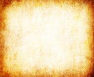 абстрактный желтый цвет grunge предпосылки Стоковое Изображение