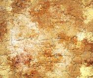 абстрактный желтый цвет grunge предпосылки Стоковые Изображения RF