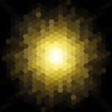 Абстрактный желтый цвет предпосылки красит лето безшовный Стоковые Изображения RF