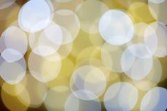 абстрактный желтый цвет предпосылки Стоковое фото RF