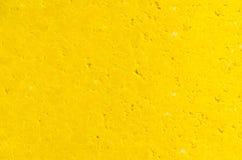абстрактный желтый цвет текстуры предпосылки Стоковое фото RF