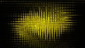 абстрактный желтый цвет Стоковая Фотография RF
