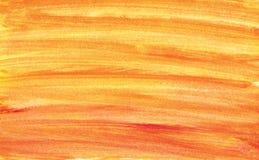 абстрактный заход солнца Стоковое Изображение RF