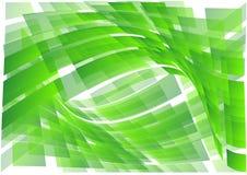 абстрактный зеленый цвет предпосылки Стоковые Изображения RF