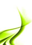 абстрактный зеленый цвет Стоковые Фотографии RF