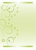 абстрактный зеленый цвет background2 Стоковые Фотографии RF