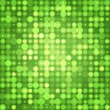 абстрактный зеленый цвет предпосылки Стоковая Фотография RF