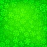 абстрактный зеленый цвет рождества предпосылки Стоковое фото RF