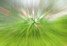 Абстрактный зеленый цвет Стоковое фото RF