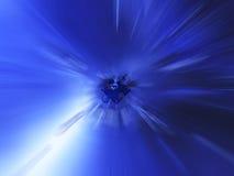 абстрактный зигзаг предпосылки Стоковое Изображение RF