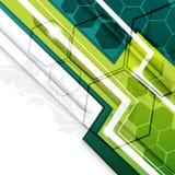 Абстрактный дизайн вектора Стоковая Фотография RF