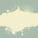 Абстрактный дизайн выплеска grunge Стоковые Изображения RF